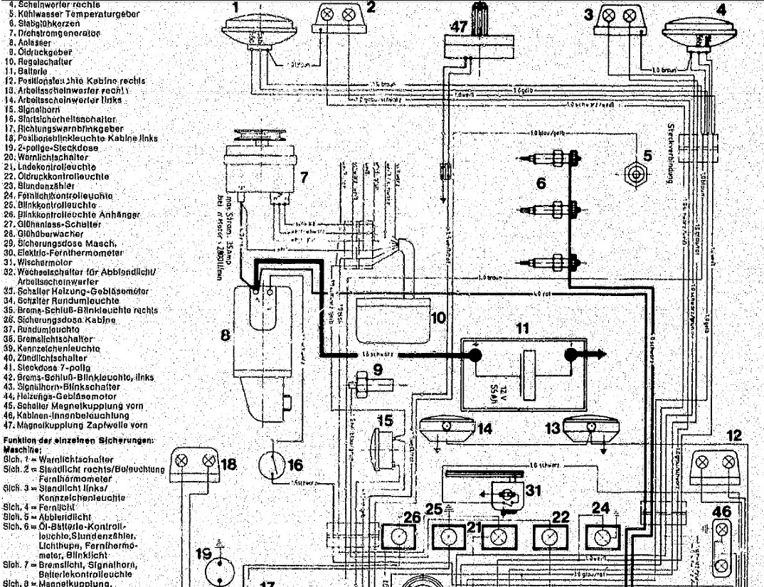 Voltage Regulator Wiring Diagram B7100 Circuit Diagram Maker